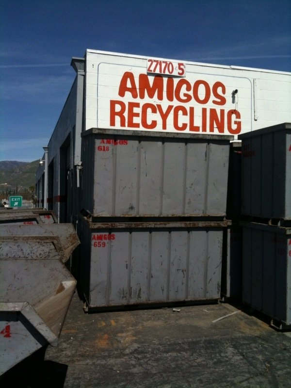 Amigos Recycling Center Best Of The Inland Empire